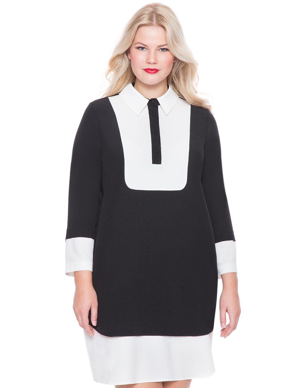 f6f9afe46b3f Studio Tuxedo Dress   Women's Plus Size Dresses   RENT   Tuxedo ...