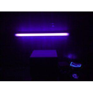 Lights Of America 7020bl 24 Fluorescent Black Light Fixture By