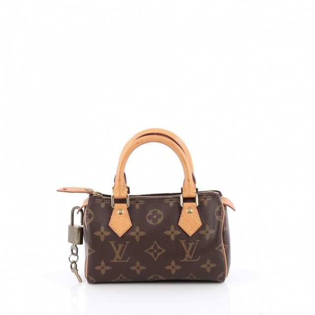 5a7efe6dff5e Speedy Mini HL Handbag Monogram Canvas LOUIS VUITTON