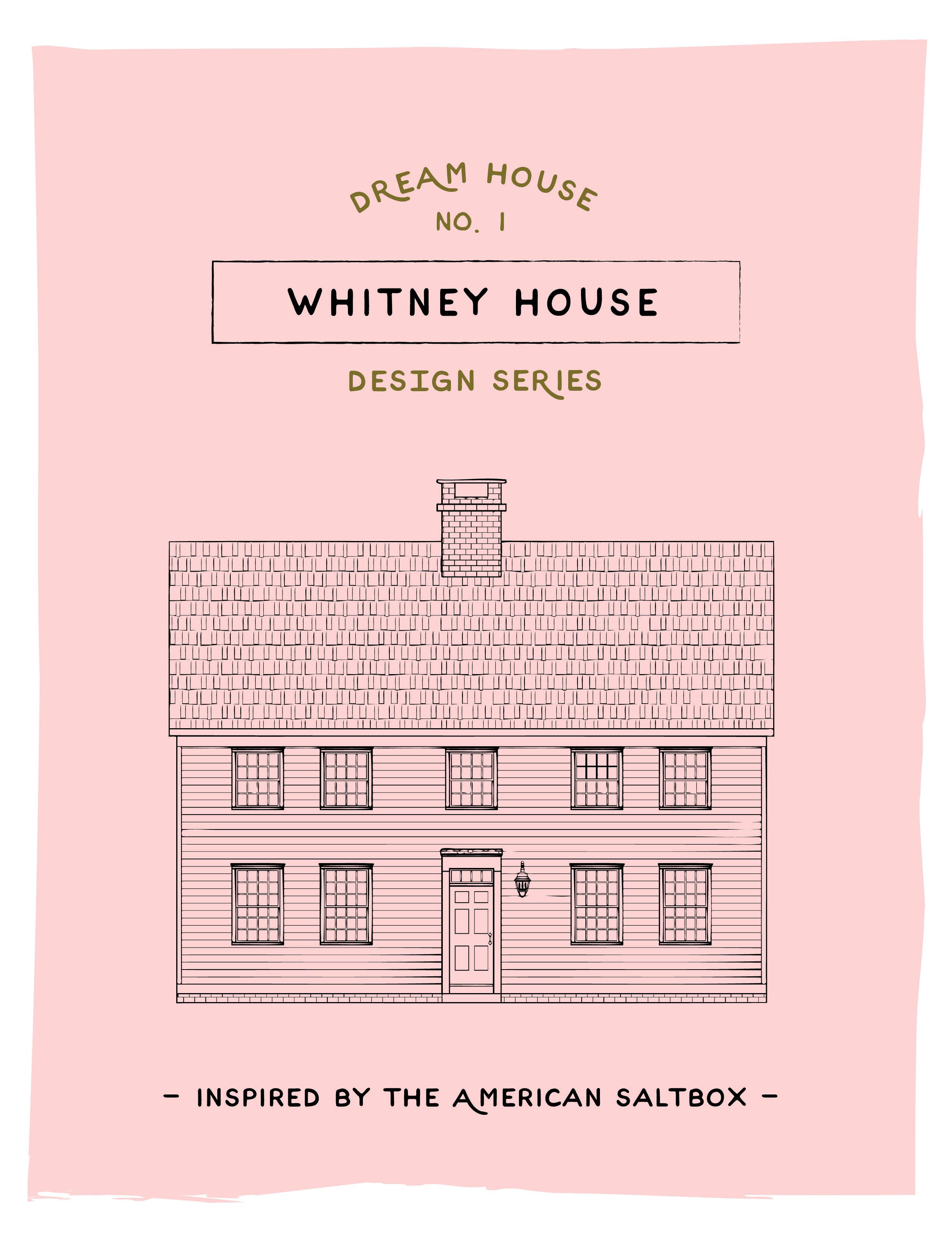 Whitney House | Whitney house, White tiles and Tile flooring