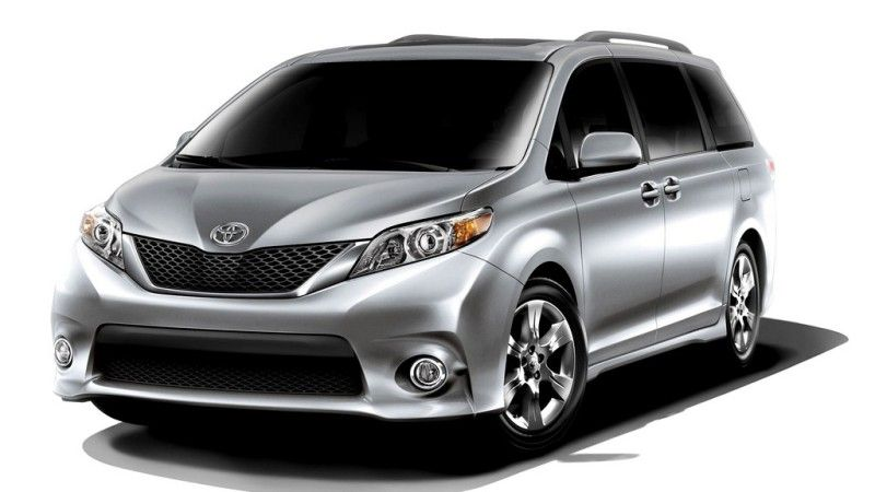 2016 Toyota Sienna Review, Redesign and Changes  #toyota #toyotasienna #minivan