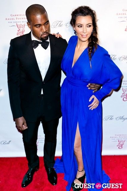 Kanye West, Kim Kardashian  Worst dress list  bad :/ fuchi