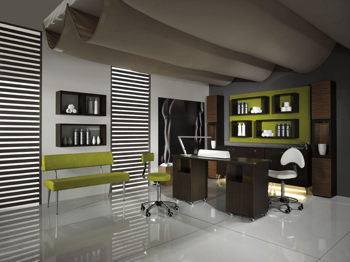 manicure table SAN DIEGO WENGE\' Medical & Beauty   Salones de uñas ...