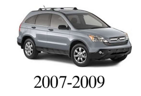 Superior Honda CRV 2007 2009 Factory Service Repair Manual