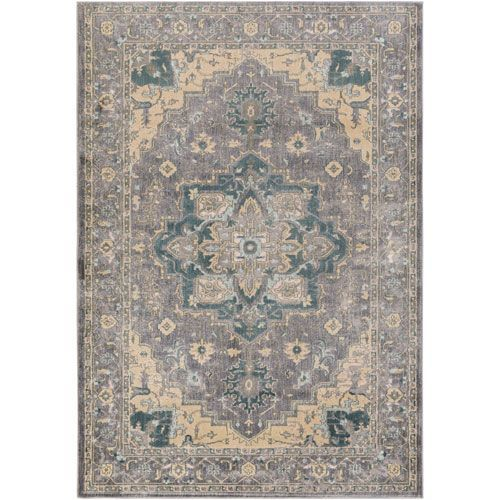 Surya Sre1004 110211 Serene Rectangular 1 Ft 10 X 2 Ft 11 Rug Bellacor Area Rugs Rugs Colorful Rugs
