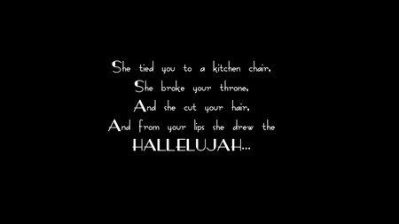 Jeff Buckley Hallelujah Lyrics | ... lyrics, rufus wainwright ...