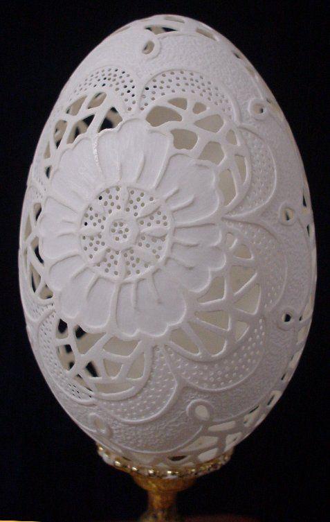 Carved eggshells … pinteres…