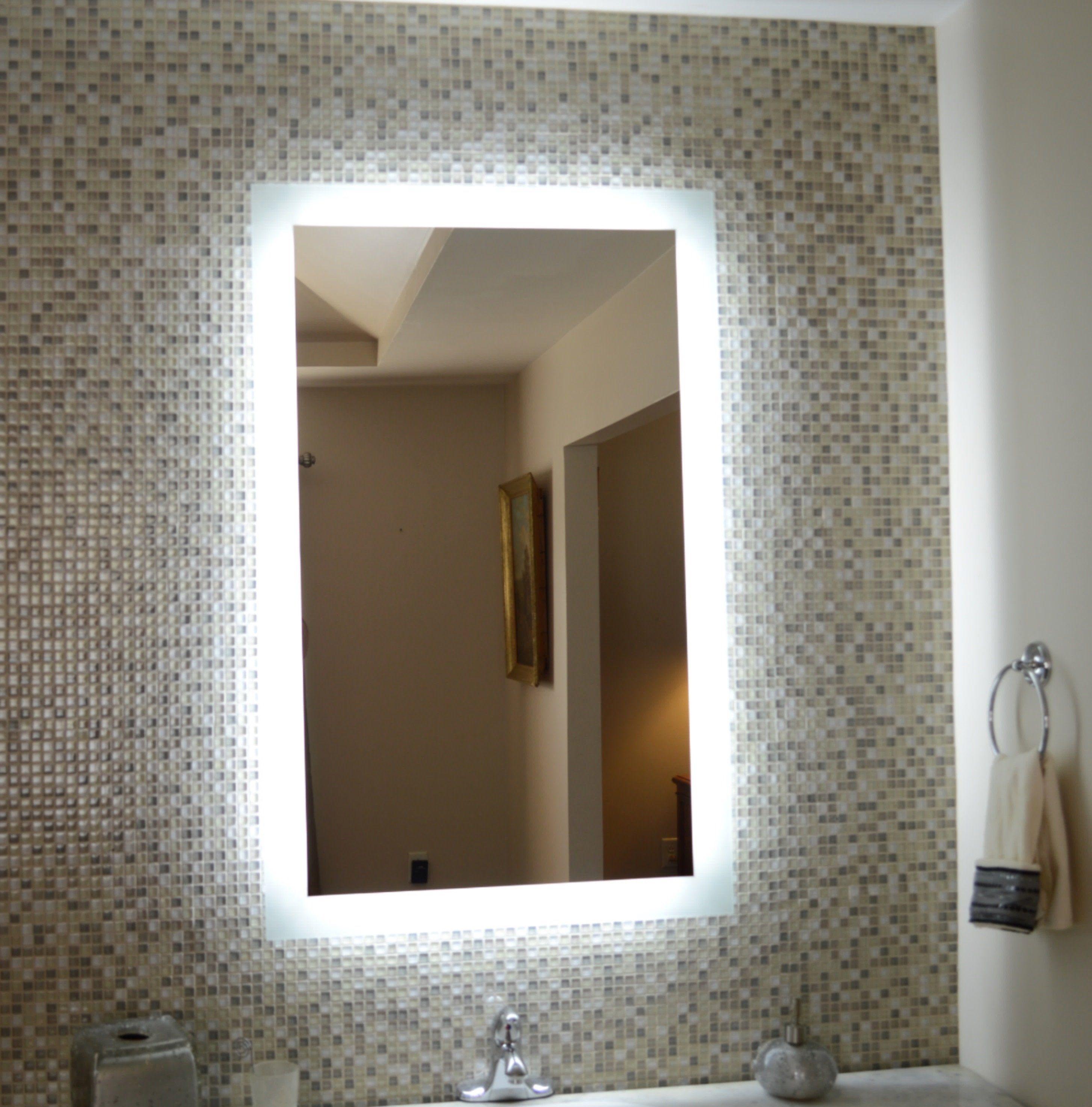 Side Lighted Led Bathroom Vanity Mirror 28 Bathroom Vanity Mirror Lighted Vanity Mirror Vanity Wall Mirror
