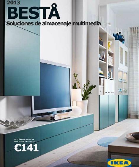 Resultado de imagen de salon besta ikea pinterest sal n - Ikea almacenaje salon ...