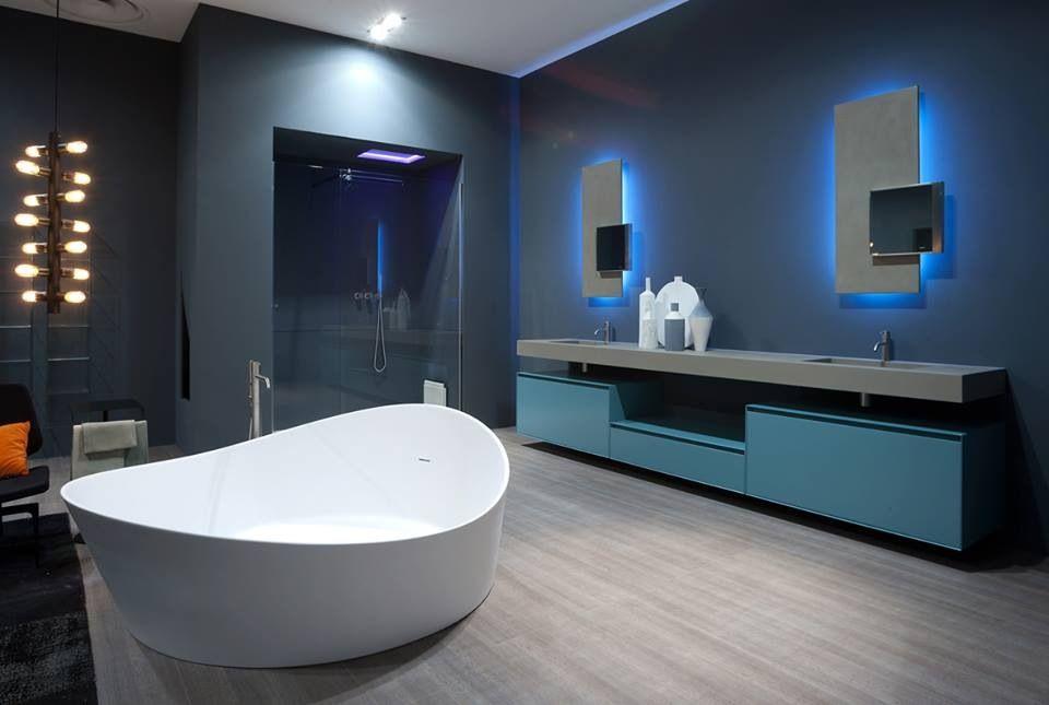 antoniolupi Vasca in Cristalplant BATHROOM Pinterest Bathroom - spiegel badezimmer mit beleuchtung