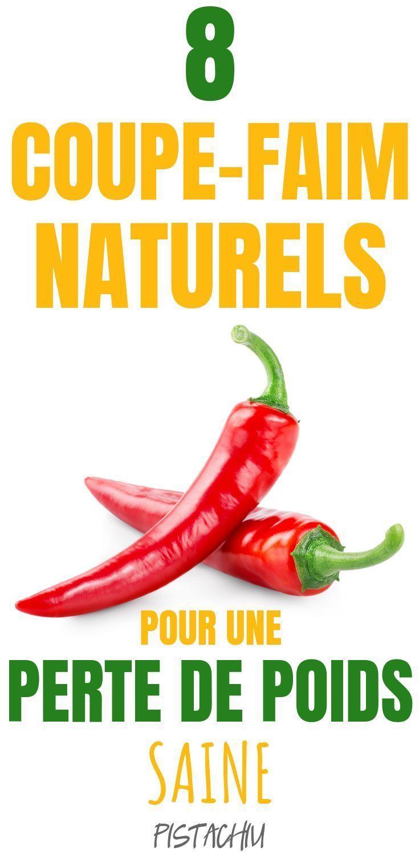 8 Coupe-faim Naturels Pour Une Perte De Poids Saine