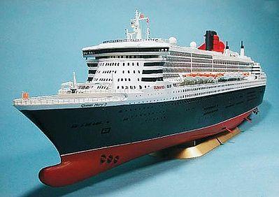 1/400 Queen Mary 2 (rvl05223) Revell-Germany Plastic Model