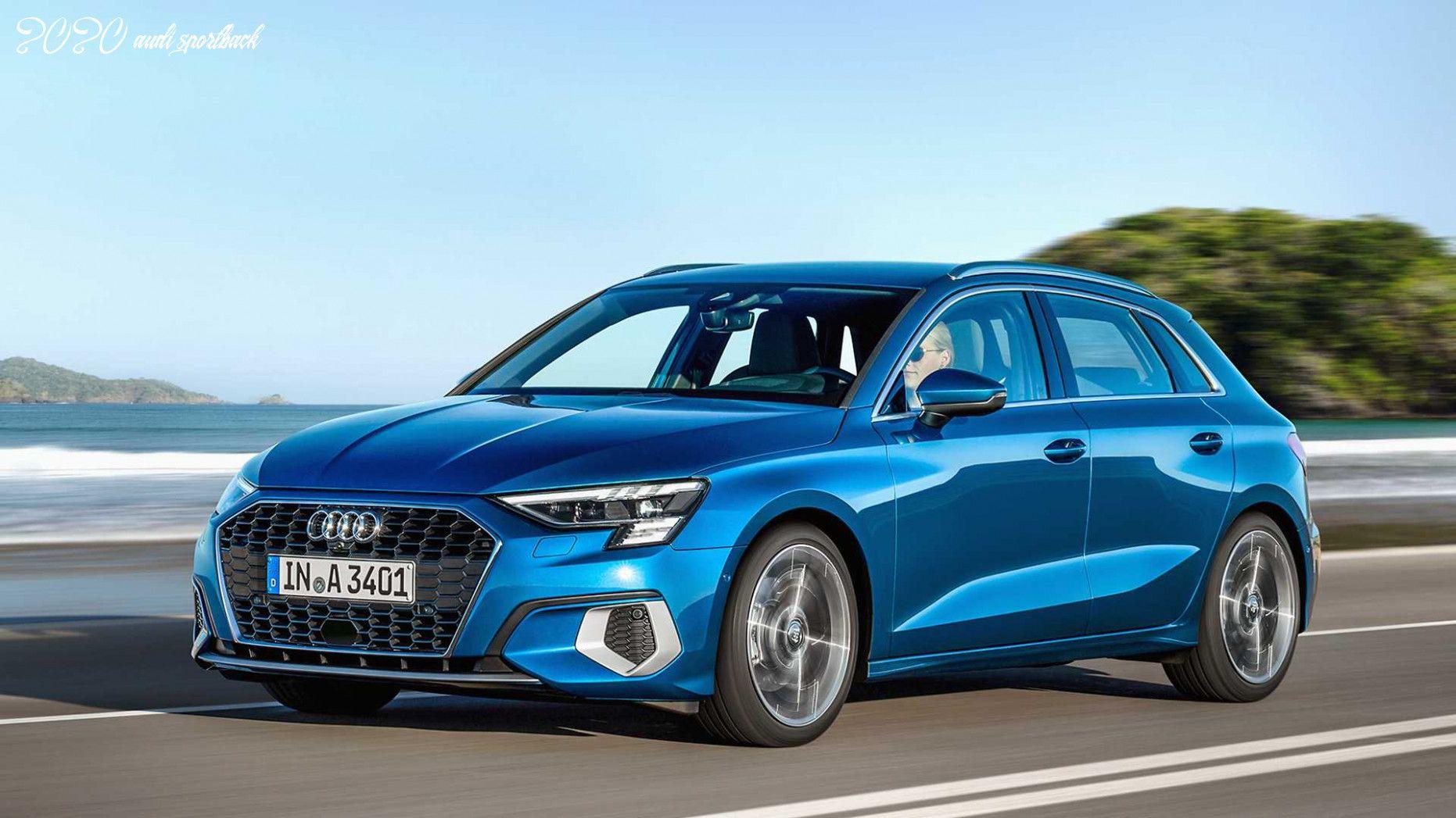 2020 Audi Sportback in 2020 Audi a3 sportback, Audi
