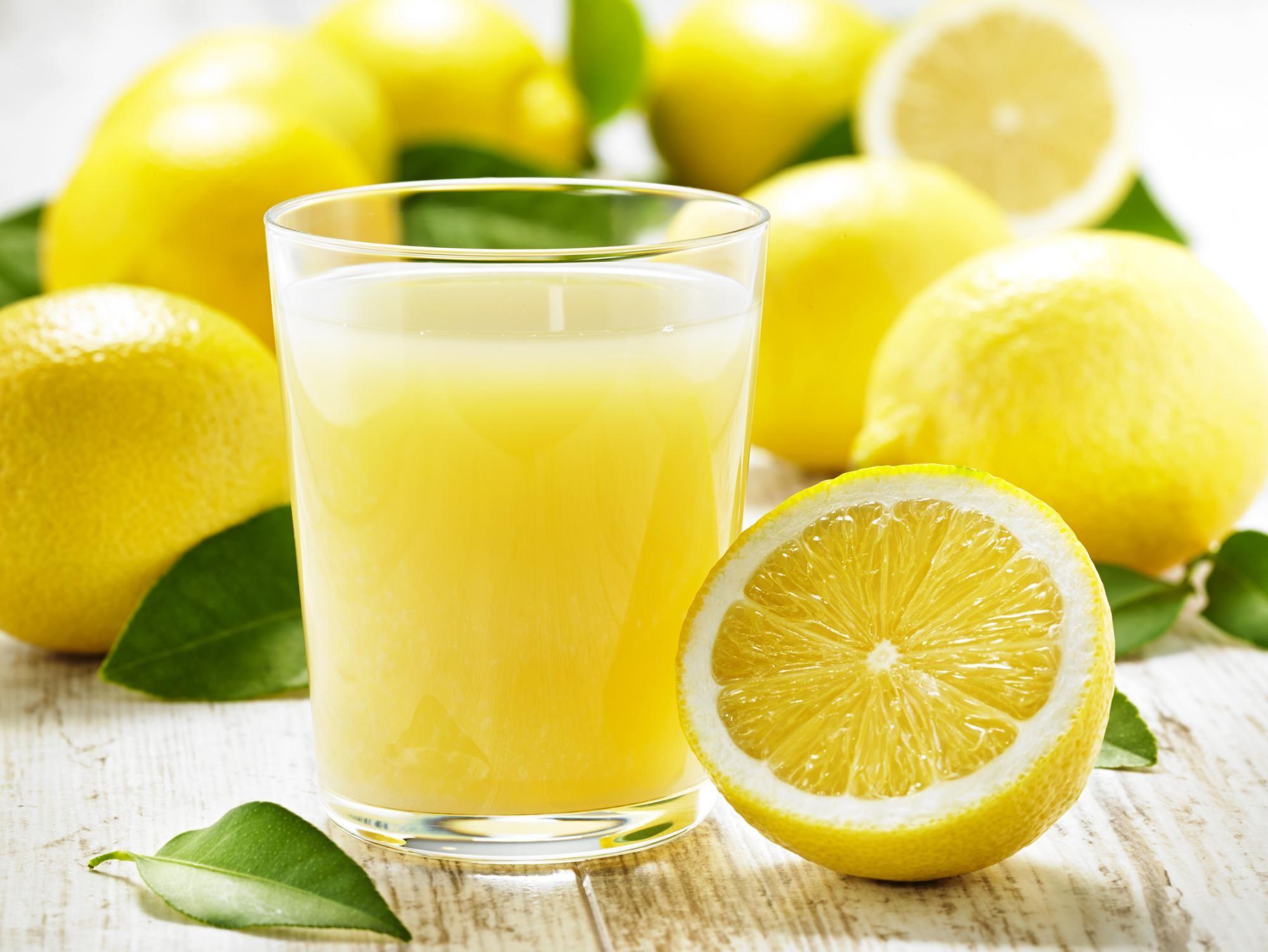 8 boissons détox pour nettoyer son organisme | Coupe faim