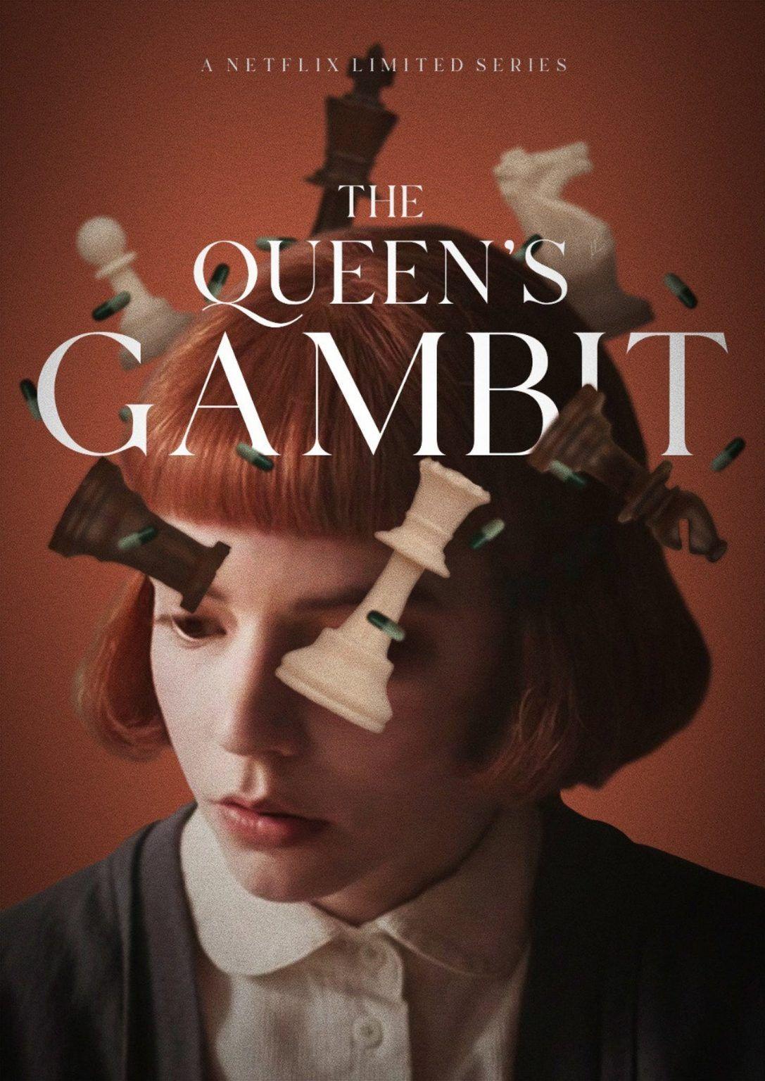 The Queen S Gambit Poster