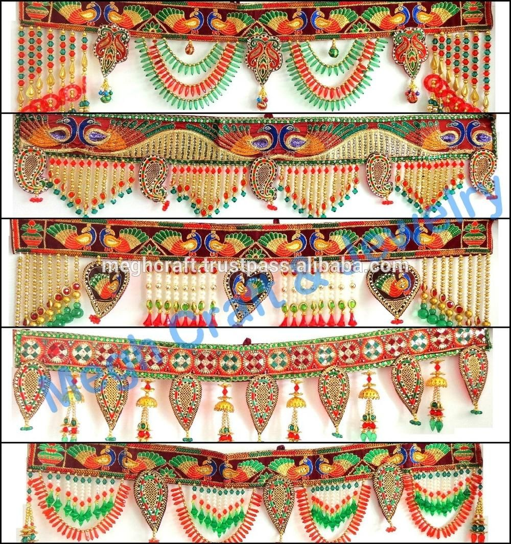 home decor items wholesale 5 diwali door hanging x 1064
