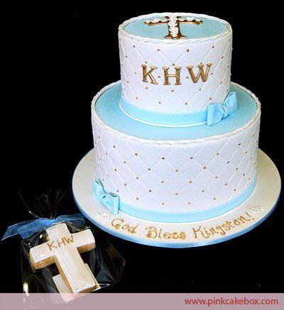 Baptism Cake...