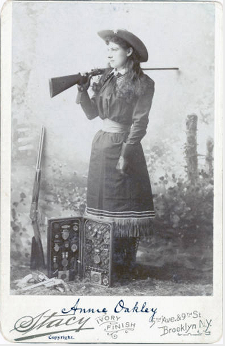 Pin by Victoria Kemp Photography on Annie Oakley and