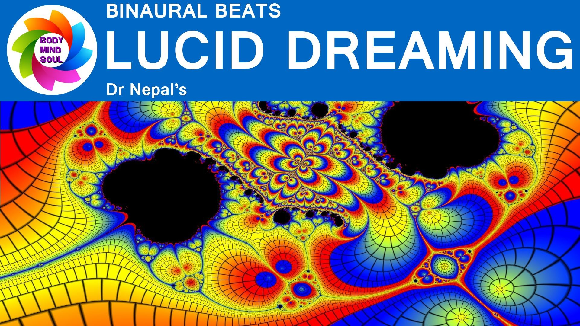 8 Hour Binaural Beats Lucid Dreaming: Sleep Music