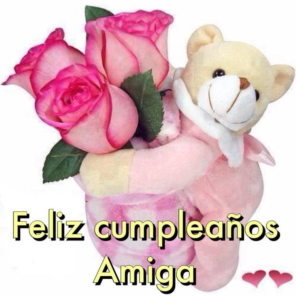 Image result for feliz cumpleanos amiga pink