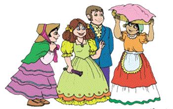 93 Imagenes Y Pregones De La Epoca Colonial Para Compartir El 25 De Mayo Imagenes Para Whatsapp Disney Characters Character Disney Princess