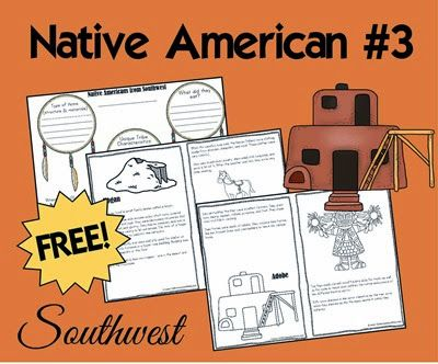 Photo of Southwest Native Americans for Kids