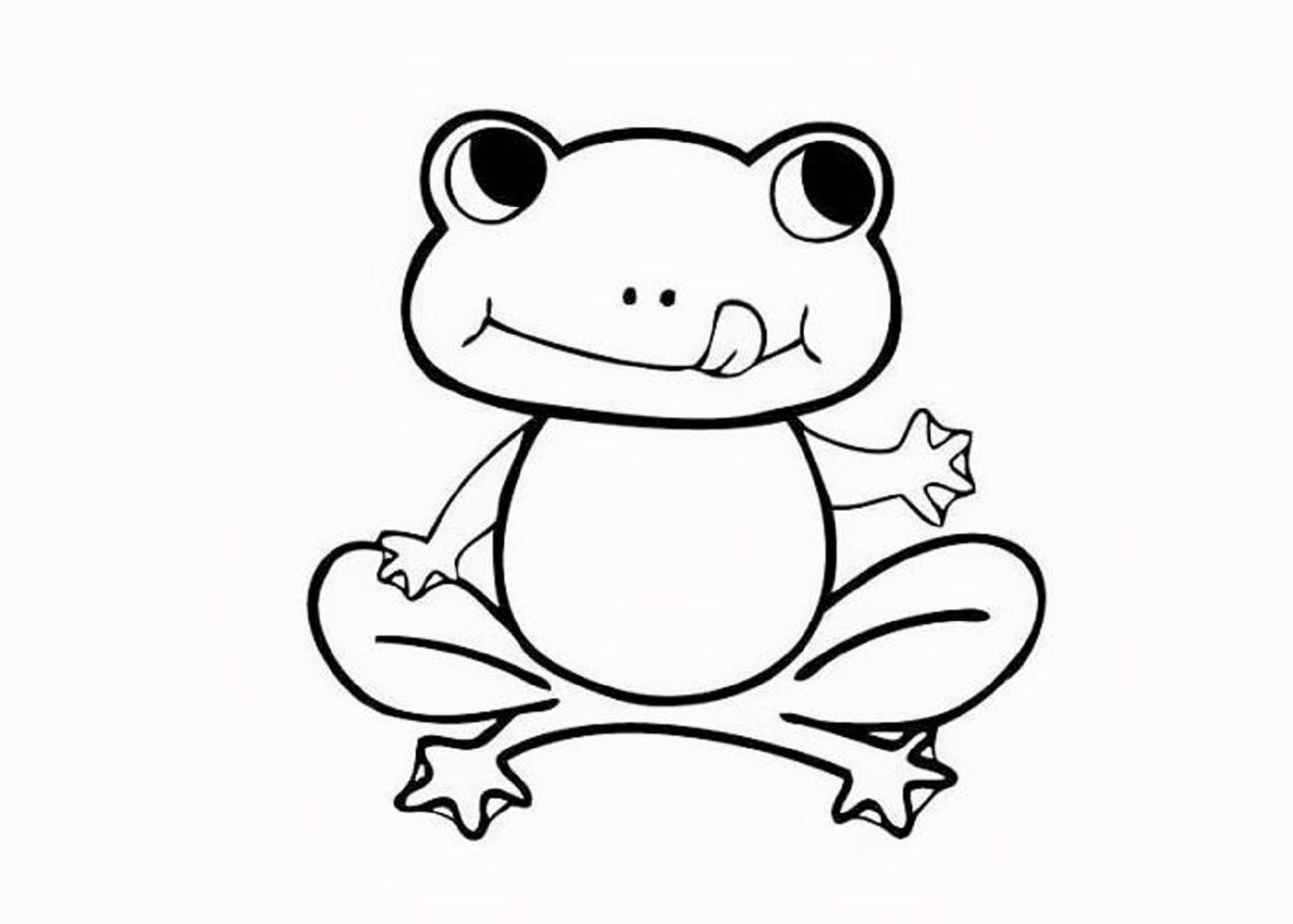 Cute Frog Coloring Sheets Frog Coloring Pages Animal Coloring Pages Coloring Pages