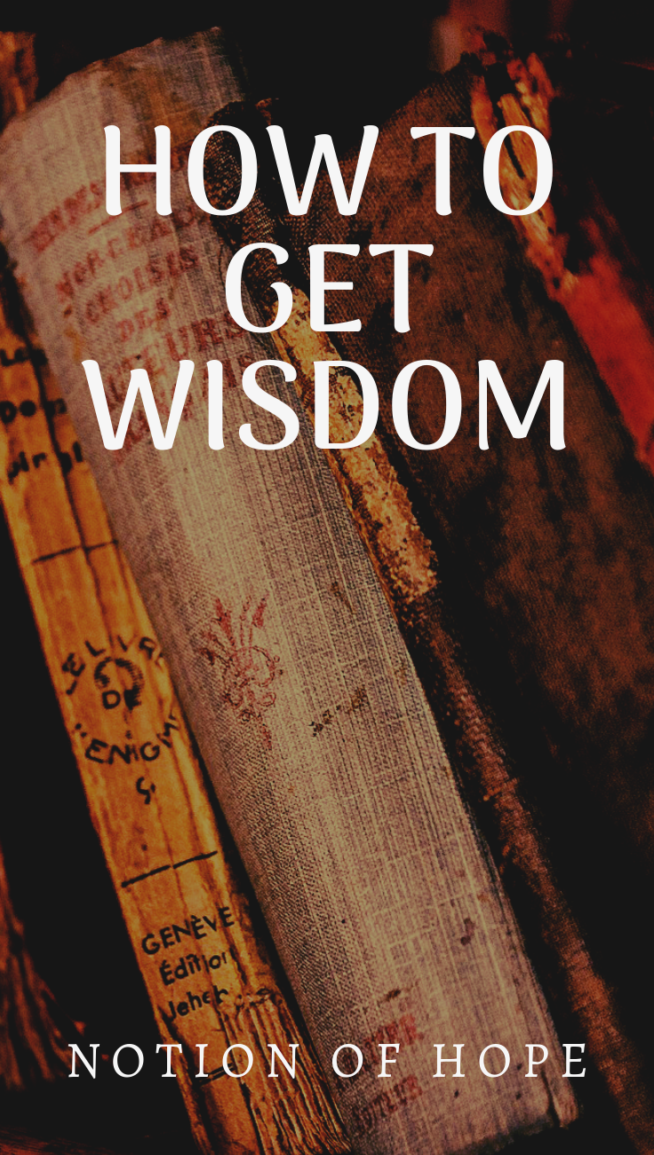 articles on wisdom and knowledge