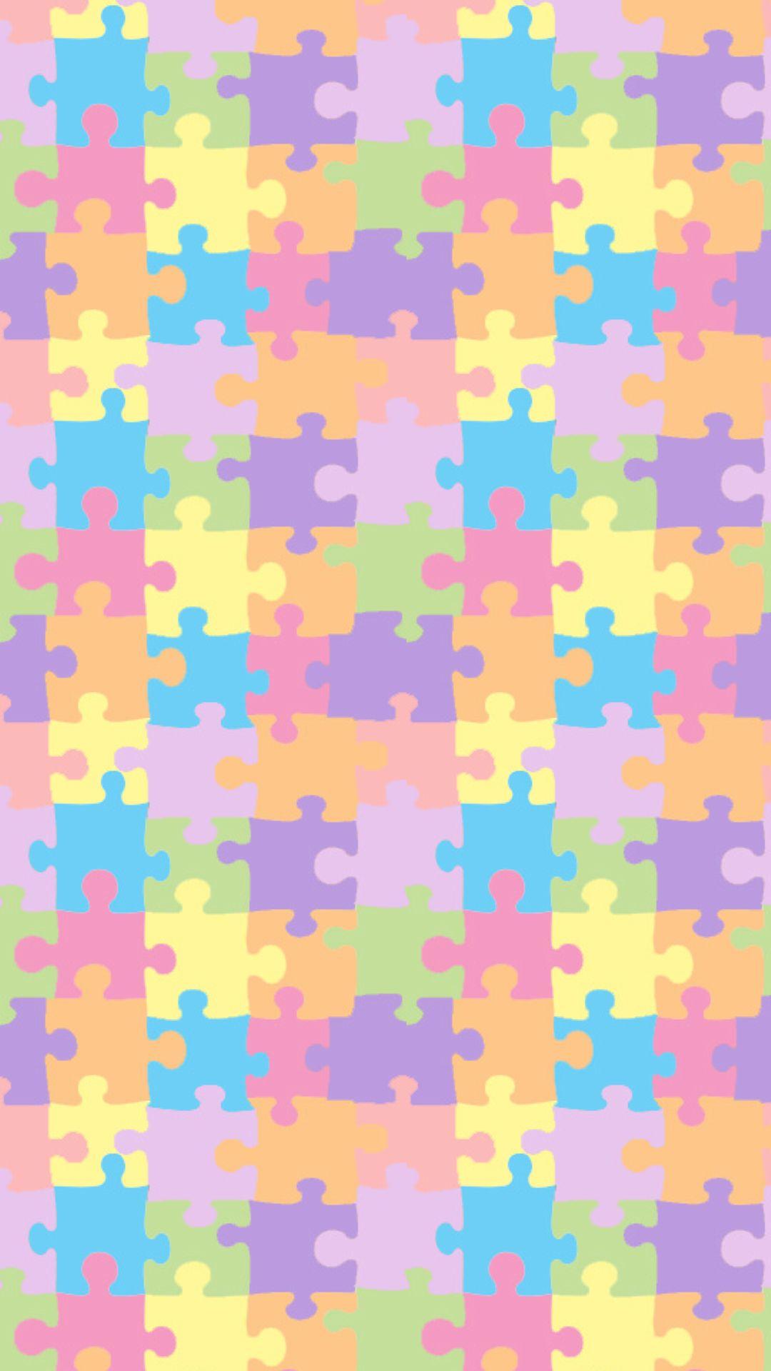 Patternsquenalbertini Puzzle Wallpaper Iphone 6 Plus