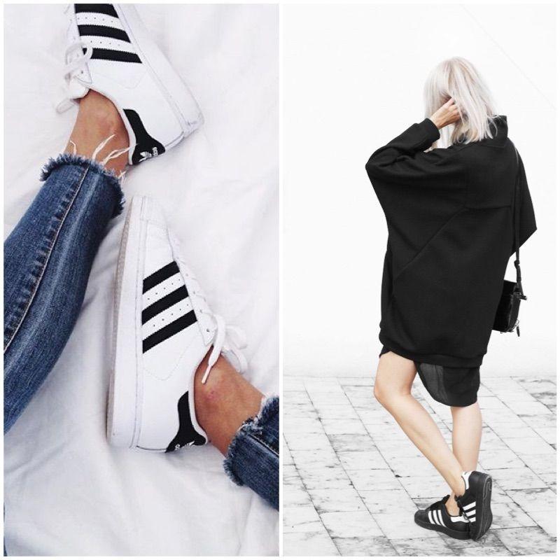 7196b2c0b Saiba como Usar o tênis Adidas Superstar | it's all about fashion ...