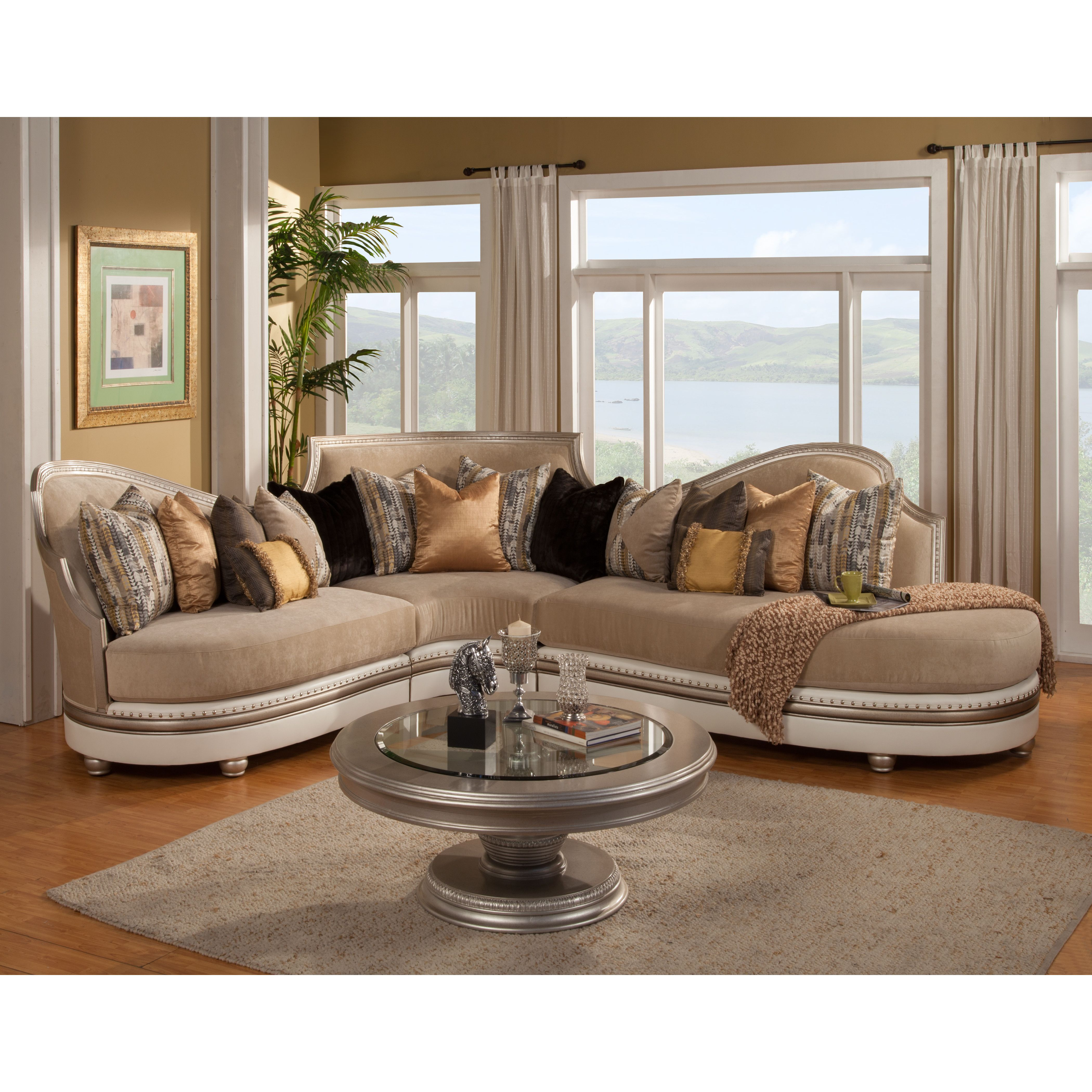 Shop Wayfair For Sectional Sofas To Match Every Style And Budget Enjoy Free Stylish Living Room Sectional Sofa Couch Luxury Living Room