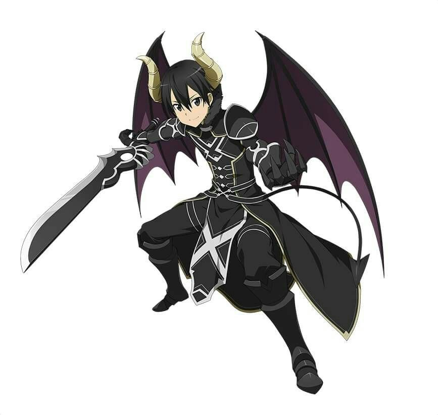 Sword Art Online Kirito, Sword Art