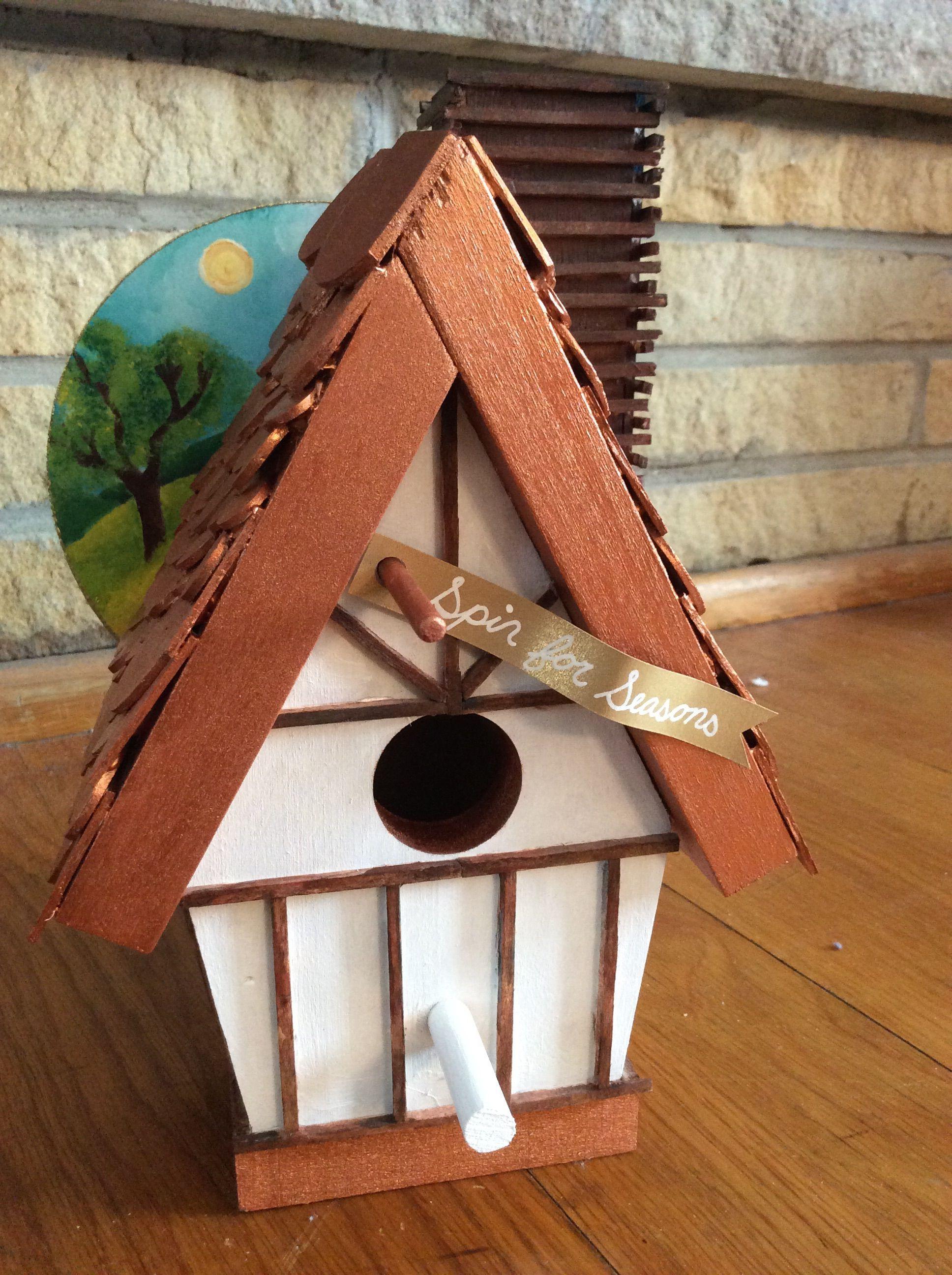 Birdhouse 2015 - Spring