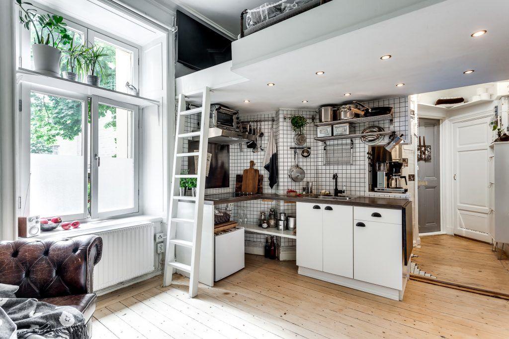 gravityhome small cool studio apartment8 interior pinterest