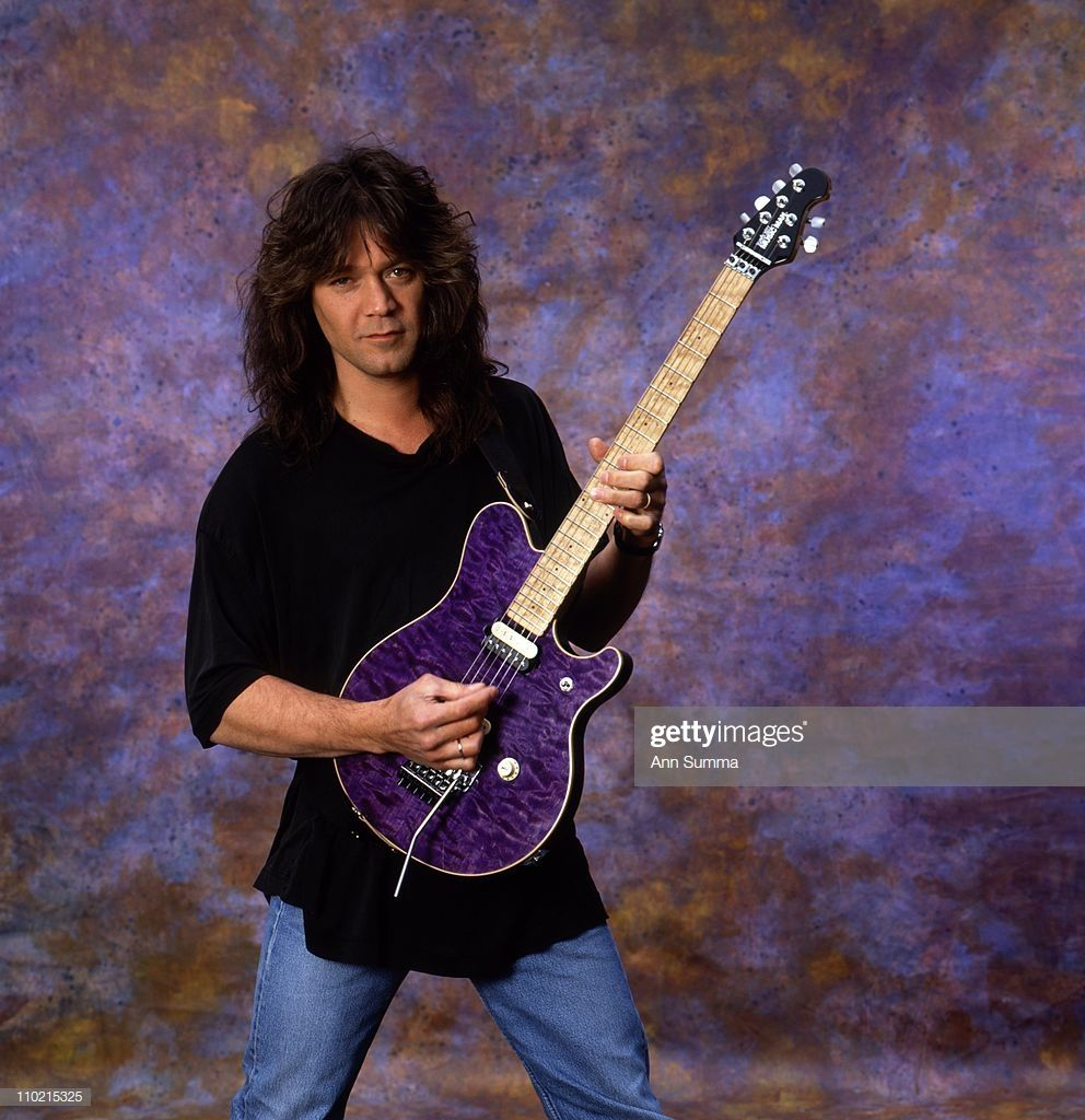 News Photo Guitarist Eddie Van Halen Of The Rock And Roll Eddie Van Halen Van Halen Rock And Roll Bands