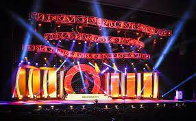 indoor concert stage design - Google Search … | concert ...  indoor concert ...