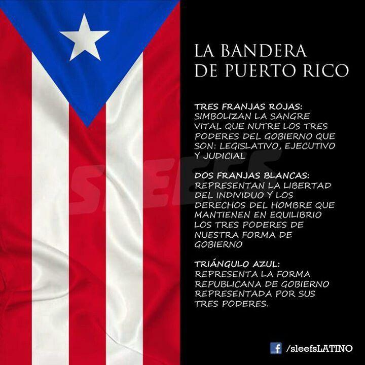 Puerto Rico La Bandera Borinque A Y Su Significado 3 Puerto Rico Puerto Rico Island Puerto Rican Culture
