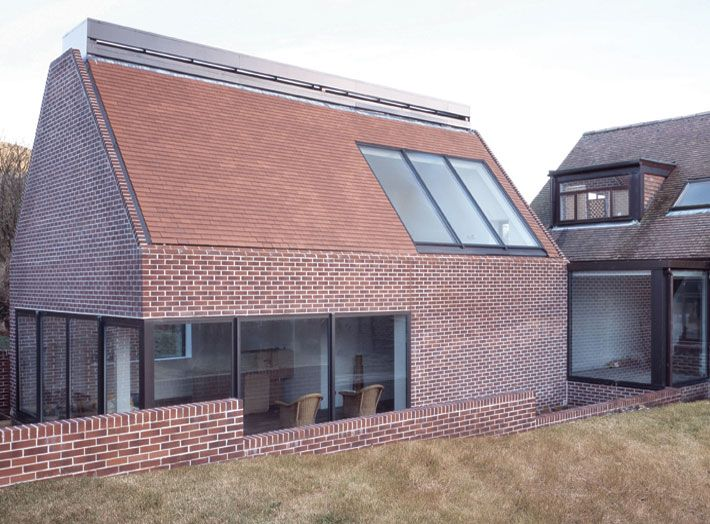 Bell Simpson House - Nord Architects *Brick + Block Pinterest