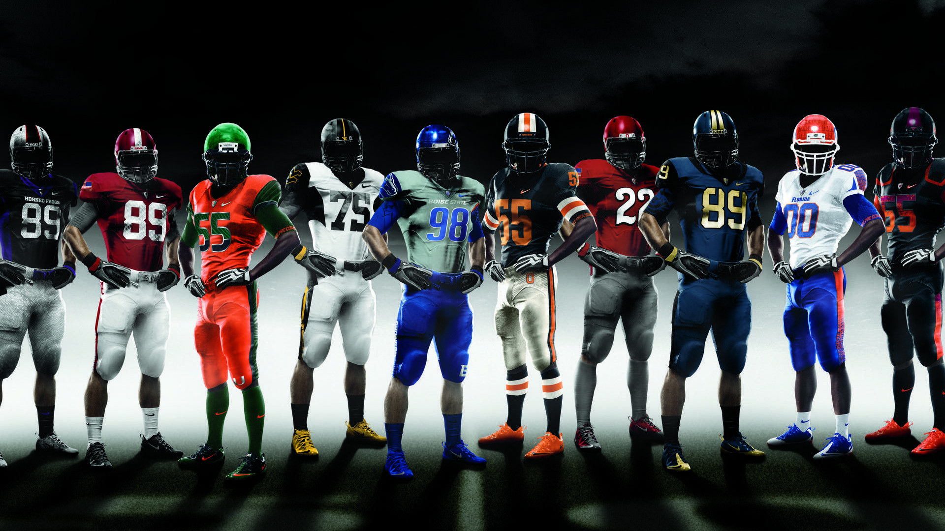Cool Nfl Backgrounds Hd 2021 Nfl Football Wallpapers American Football Players American Football Team College Football Playoff