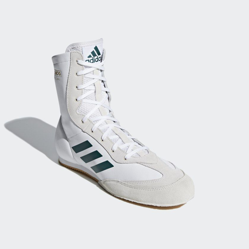 adidas Box Hog x Special Shoes - White