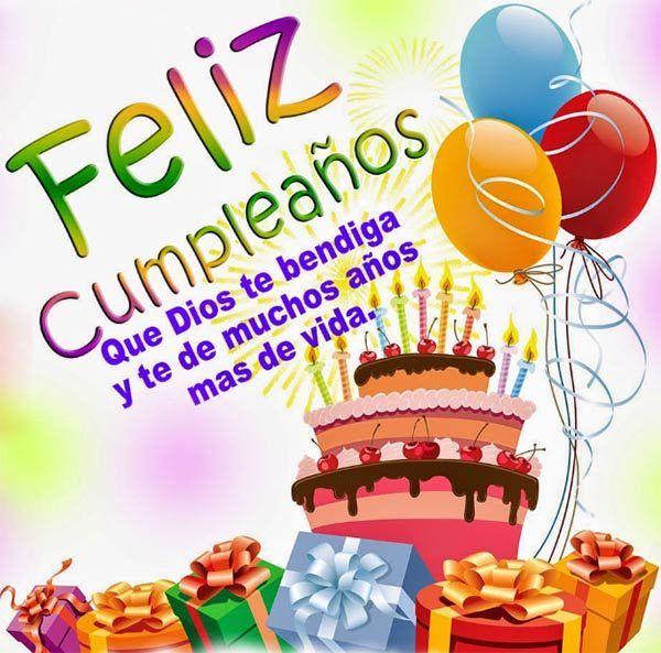 imagenes de feliz cumpleanos para una gran amiga Cumpleaños Pinterest Happy birthday