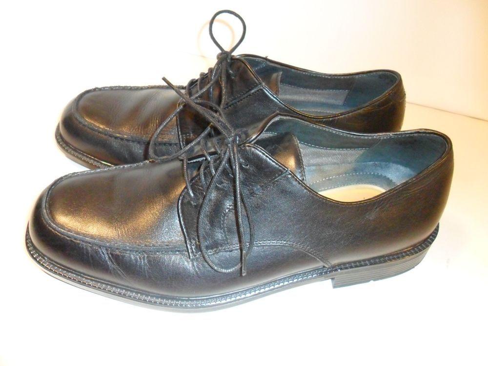 20c89d12a67e Dockers Men s Shoes Dress Casual ProStyle Gel Comfort Oxfords Black  NICE!-9.5 M