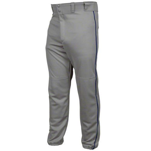 Grey Youth Pro Style Baseball Pants With Dark Green Piping By Majestic 20 99 100 Double Knit Polyester For A Com Baseball Pants Baseball Outfit Comfort Fit
