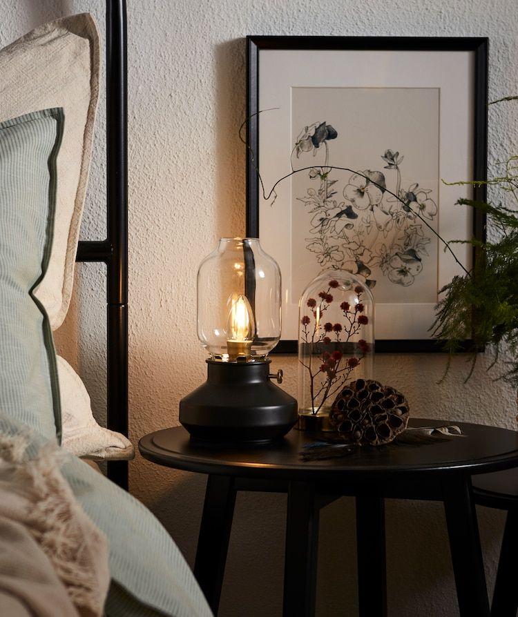 Ideen Mehr Natur in deinem Schlafzimmer Schwarze