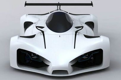 Formula Looking Future Car Cars Pinterest Cars Dream Garage