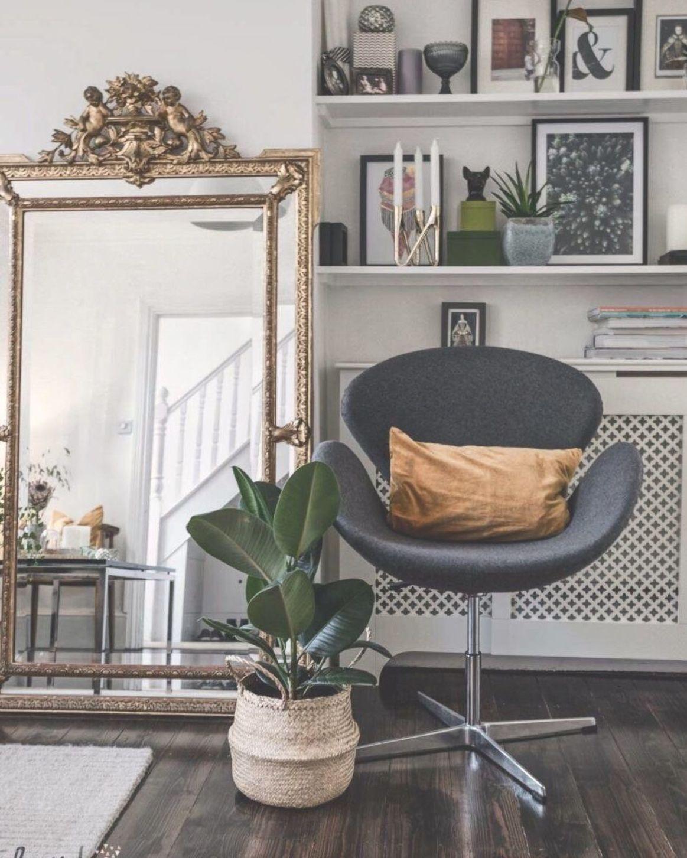 vintage modern vintage deko wohnzimmer  minimalistisches