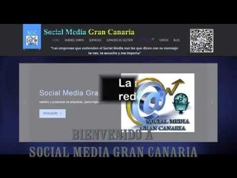 SOCIAL MEDIA CANARIAS