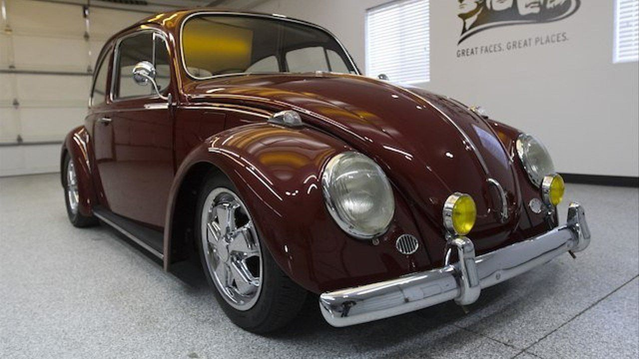 1969 Volkswagen Beetle for sale near Sioux Falls, South