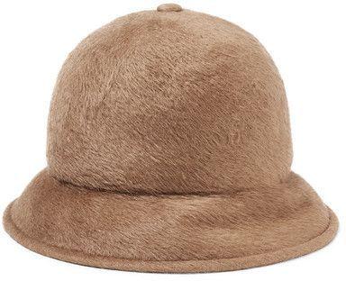 + Stephen Jones Rabbit-felt Cloche Hat - Mushroom Marc Jacobs zTXmiQ0rh