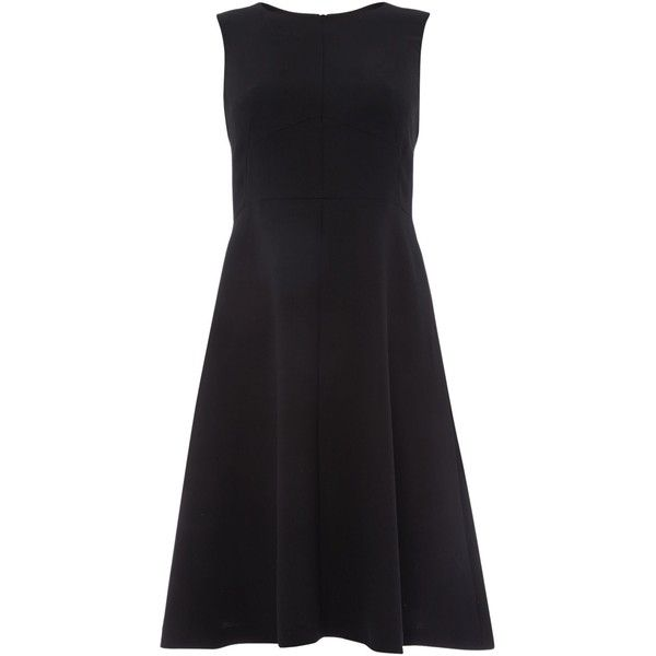 Tara Jarmon Sleeveless fit and flare dress